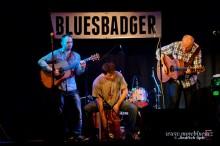 Bluesbadger 2012 – Jamie Marshall a Radek Hlávka